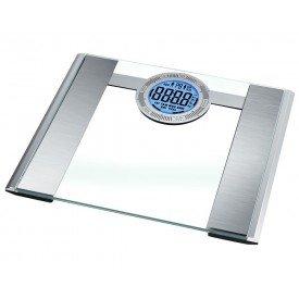 10447 balanca pessoal digital de vidro p bioimpedancia cap 150 kg incoterm