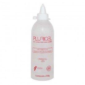 11863 gel de contato p ecgultrassom carbogel plurigel 250 gr bisnaga