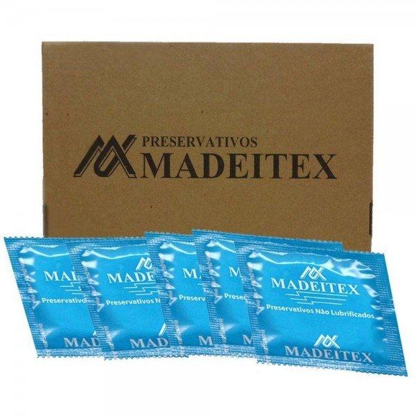 12553 preservativo masculino nao lubrificado cx c 144 und madeitex
