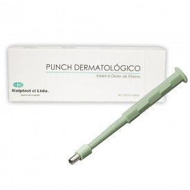 12565 12566 12567 12568 12569 punch dermatologico esteril p biopsia de pele cx c 5 und kolplast