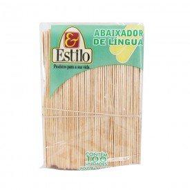 13974 abaixador de lingua madeira pct c 100 und estilo