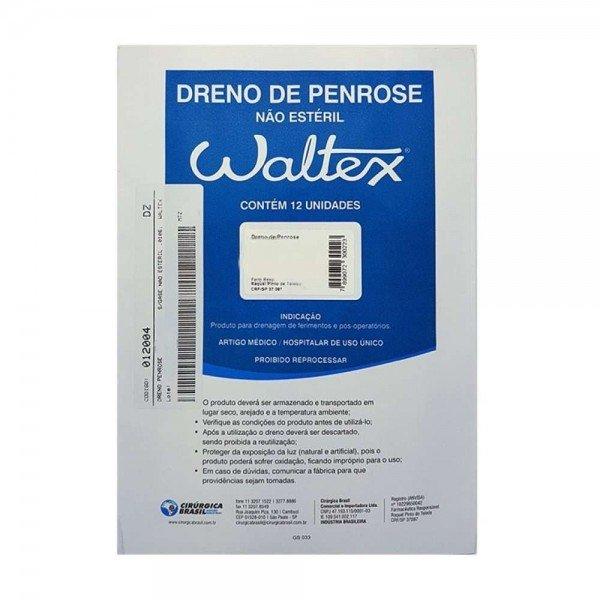 14020 14021 14022 14023 dreno de penrose sem gaze nao esteril pct c 12 und cirurgica brasil waltex