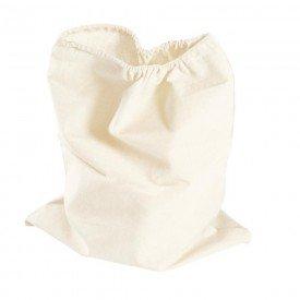 12620 saco para hamper em tecido metalic