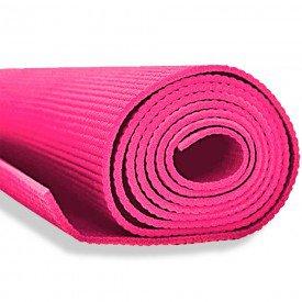 14354 tapete p ioga yoga mat 172 x 61 x 0 05 cm acte rosa