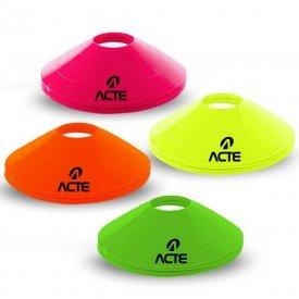 14281 kit de cone chapeu chines p agilidade c 12 und acte