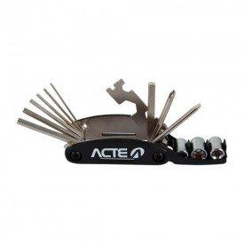 14322 kit de ferramentas 14 pecas p bicicleta acte