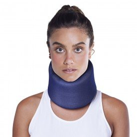 14425 14426 14427 colar cervical em espuma azul kestal