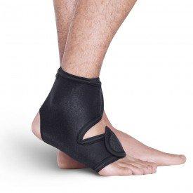 14409 tornozeleira ajustavel preta tamanho unico kestal