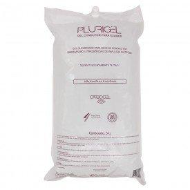 11866 gel de contato pecg e ultrassom cx c2 carbogel plurigel 5000 gr sachebag