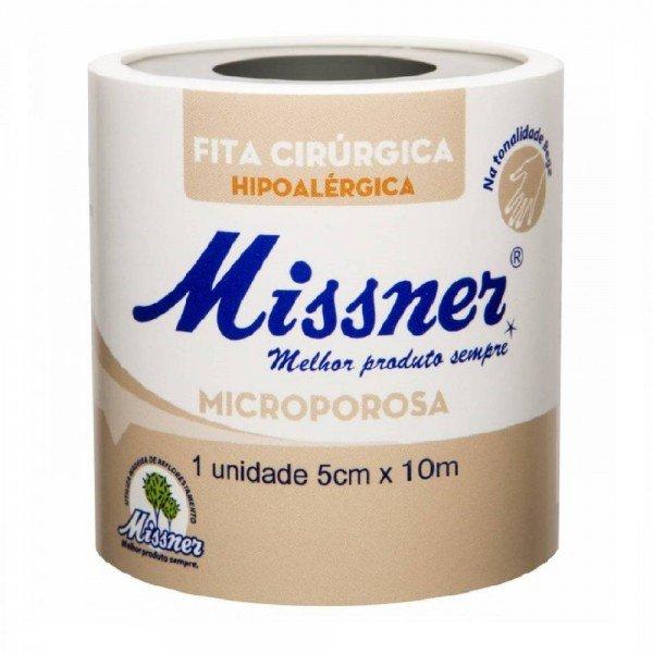 11772 fita micropore bege missner 5 0 cm x 10 mt