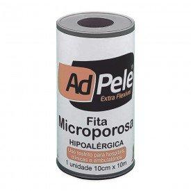 14662 fita micropore branca missner ad pele 10 cm x 10 mt
