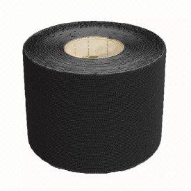 14728 bandagem elastica adesiva 5 cm x 5 metros kinesio multilaser preta