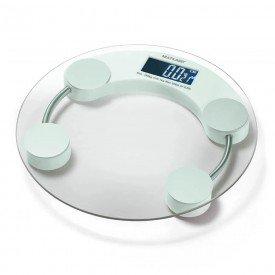 14735 balanca pessoal digital de vidro cap 180 kg multilaser eat smart