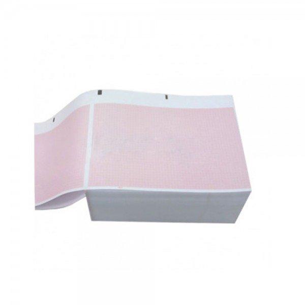 12300 papel p eletrocardiograma 90 x 90 mm tipo formulario pct c 400 fls tecnoprint