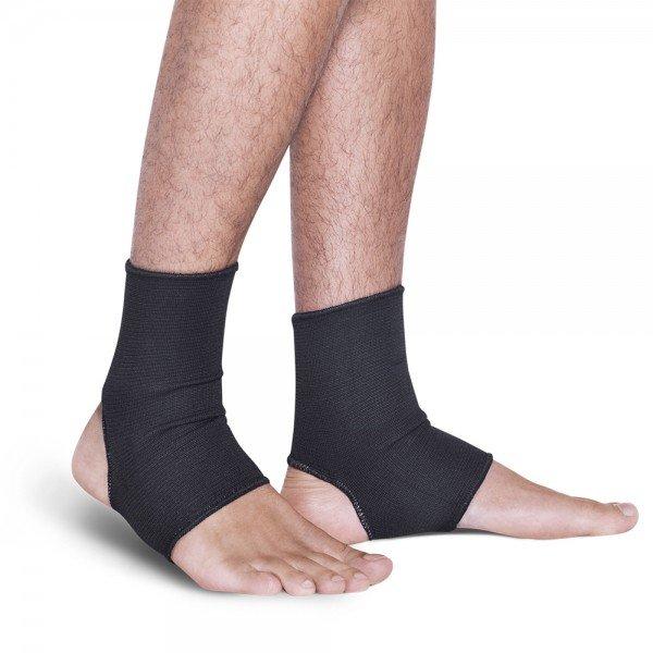 13149 13150 13151 tornozeleira elastica preta kestal