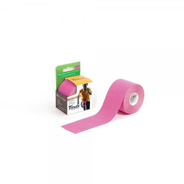 10478 bandagem elastica adesiva 5 cm x 5 metros tmax bioland rosa
