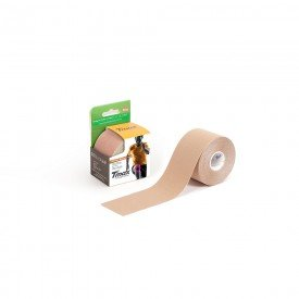 10472 bandagem elastica adesiva 5 cm x 5 metros tmax bioland bege