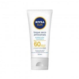 14898 protetor solar facial 50 ml nivea sun fps 60