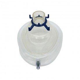 14955 mascara p anestesia ambu pvc c coxim inflavel adulto media ambu n 3 azul