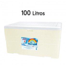 14760 caixa termica em e p s com dreno isoterm 100 litros