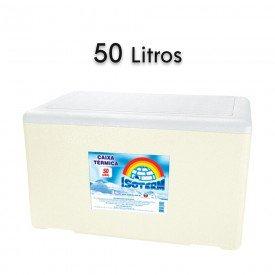 14759 caixa termica em e p s sem alca isoterm 50 litros