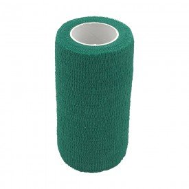 15084 atadura elastica 10 cm x 4 5 metros tkl la vet verde