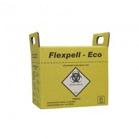 15072 coletor perfurocortante papelao flexpell 13 litros