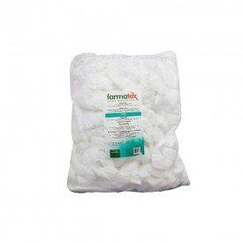 15146 touca sanfonada branca pct c 100 und farmatex