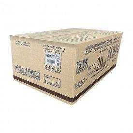 12667 seringa descartavel sem agulha luer lock sr 20 ml caixa c 250 und cx